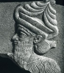 2 - Enlil, chief god of All On Earth