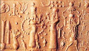 5g - Inanna & Enlil, Anu's heir, Earth's commander