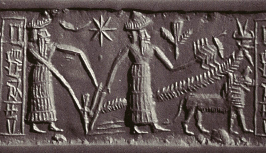Image result for sumerian plough