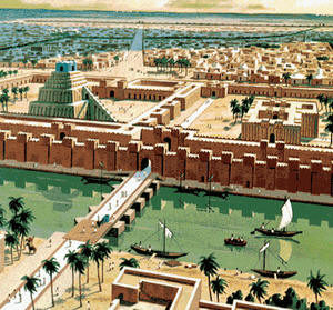 2c - Lagash, largest city of its day