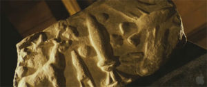 5b - Hittite relief of the gods rockets