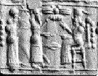 5i - siblings Ninhursag, Enlil, & Bau, some of the1st generation of sibling royalty under Anu, stationed on Earth Colony to mine, smelt, & ship gold back to Nibiru, attempting to avoid the deadly disaster of losing their atmosphere, damaged with wars as they forced a one world order upon the inhabitants of Nibiru