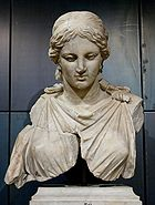 10 - Greek goddess Artemis is Bau, Bau was well known & worshipped in Ancient Greece as the goddess Artemis, spouse to the great giant god Apollo - Ninurta