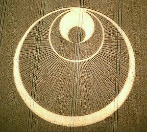 10 - crop circle similar to early moon eclipse symbol of Enki