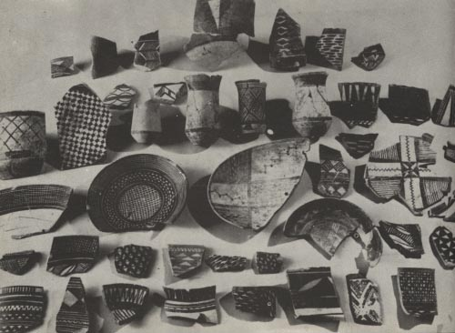 10a - pottery & potsherds from 5,000 B.C., artefacts of Ancient Mesopotamia are being destroyed by Radical Islam, in an attempt to erase all historical evidence that contradicts the words of their prophet, trying to keep the world from knowing our true history, when man 1st walked & talked with, & later had sex with the gods