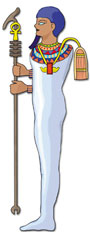 10b - Ptah - Enki, Enki is well known & worshipped in his son Marduk's Egypt