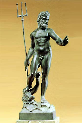11 - Poseidon - Enki, Greek god of the seas, Enki was well known & well worshipped in Ancient Greece