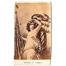 11d - Goddess of Love, Goddess of War, & now Goddess of Liberty, alien giant Inanna