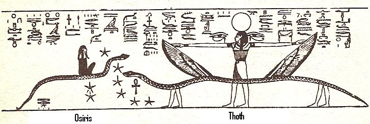 11d - Osiris & Thoth, Ashur ascends to Orien's Belt, Ashur / Osiris / Orien, all the names of the same son of Marduk, & uncle Ningishzidda - Thoth