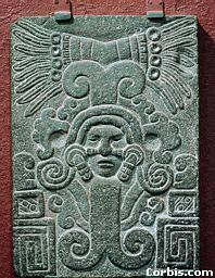 11g - Quetzalcoatl - Ningishzidda, the bearded Mayan god where no one has beards, the god who came down from the sky to Mesoamerica