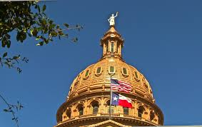 12ab - Capitol Dome with alien giant Inanna / Columbia / Liberty all throughout history influencing cultures, governments, & religions