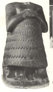14 - artefact of Nippur, a high-priest, from thousands of years ago, artefacts like these are being destroyed by Islamic Radicals, trying to eliminate all historical knowledge, prior to, & contradictory to the doctrines of their prophet