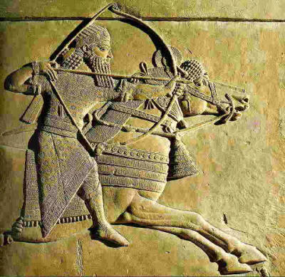 15a - King Nebuchadnezzar II 634 - 562 B.C., most times kings were protected in battle by their god, although sometimes they elected to allow their king to die in battle, or any number of ways, ex: death by scorpion bite