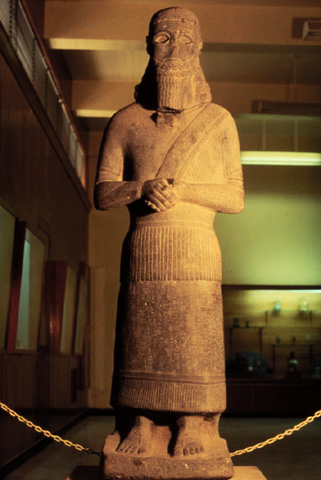 """1b - Ishkur - Adad - Teshub, spouse to his aunt Shala, Anu's daughter & his father Enlil's sister, this very artefact & many others are now destroyed by Radical Islam, giant alien gods, & their giant mixed-breed offspring, made into Earth's 1st kings, proof of a time in our long forgotten past, when the sons of god(s) came down from Heaven, had sex with the daughters of men, produced giant offspring who became the Biblical """"Heroes of old, men of renown"""", the """"mighty men"""", the Nephilim giants on Earth"""