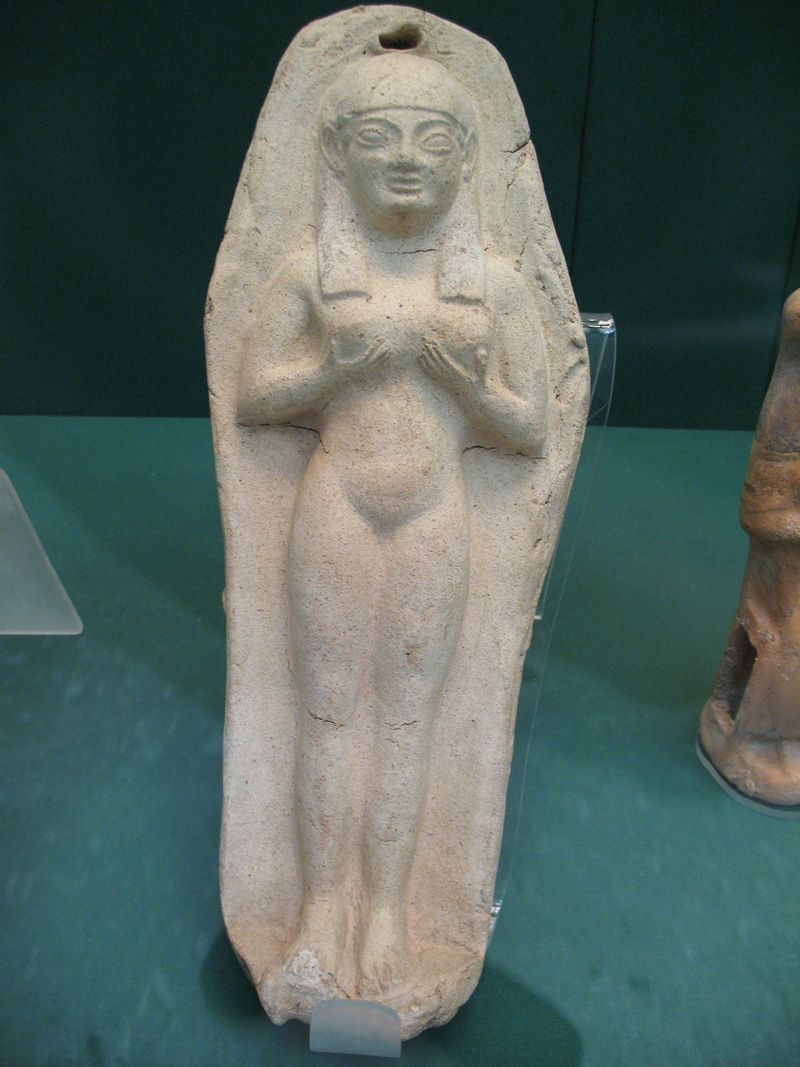 1i - Goddess of Love Inanna - Ishtar, Anunnaki King Anu's spoiled mistress on Earth Colony