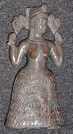1o - Astarte - Inanna, lover of many mixed-breeds appointed as kings, she became known as the Goddess of Love