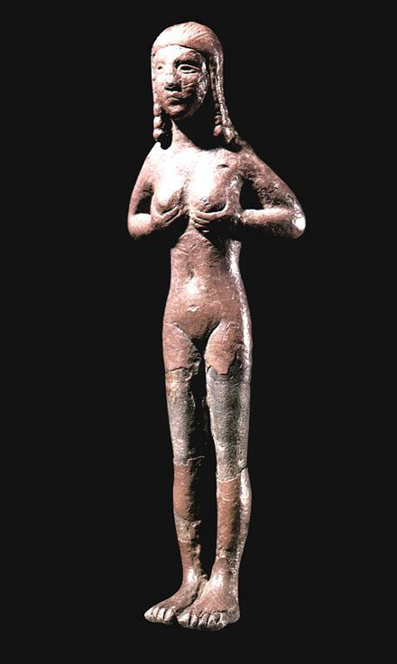 1r - Inanna, Goddess of Love, loved by many gods & dozens of mixed-breed kings for thousands of years
