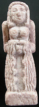 1u - Naked Inanna, too much for mortal man, mixed-breed men could barely keep up with Inanna, her appetite seemed never fulfilled, her schemes were endless, her tales in texts are many