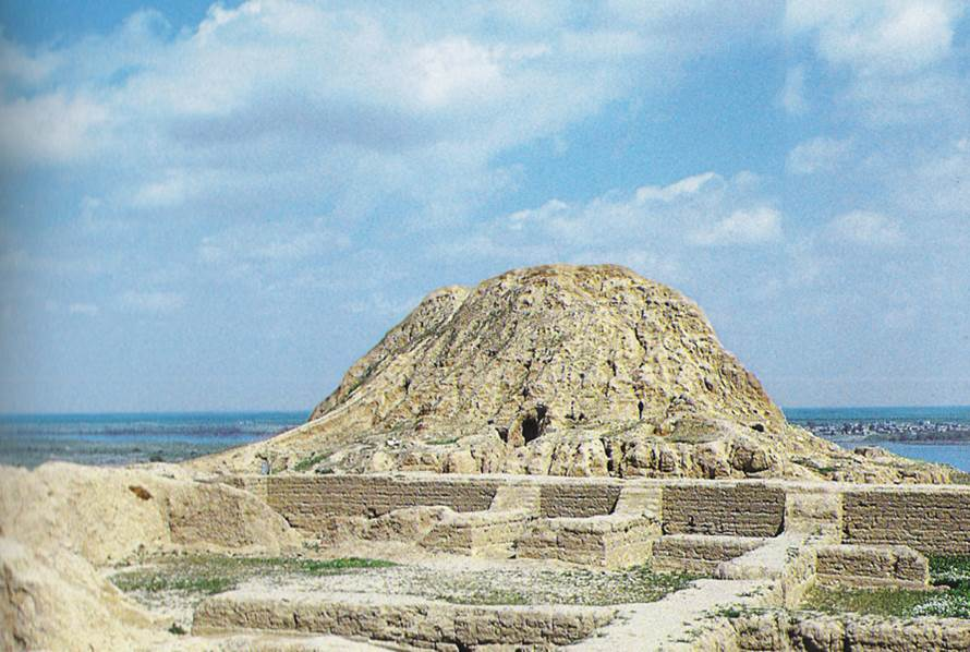 2 - Assur city temple, Ashur's house in his city on the Tigris River, north of Sumer, wonderous discoveries have been uncovered there, artefacts & cuneiform texts that today we can read ourselves, SEE GODS & KINGS TEXTS ON MOST EVERY PAGE