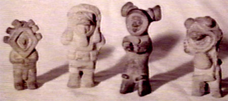 24b - more Equador artifacts of alien astronauts, there are many of these type artefacts, SEE ASTRONAUTS, SHEMS, DISCS, ROCKETS, & SKY-CHAMBERS PAGE
