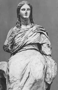 26 - Greek goddess Demeter - Ninhursag, Ninhursag didn't dissappear from Egypt, worshipped in Greece