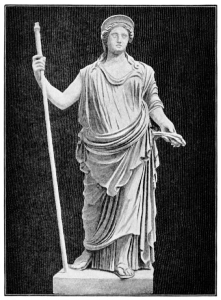 27 - Roman goddess Ceres - Ninhursag, Ninhursag didn't dissappear from Greece, instead was worshipped in Rome