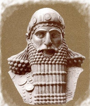 2a - US Government honors Babylonian King Hammurabi, relief on Washington monument, and the masons also secretly honor the Anunnaki gods by doing so, because he walked & talked directly with the gods from Heaven - planet Nibiru