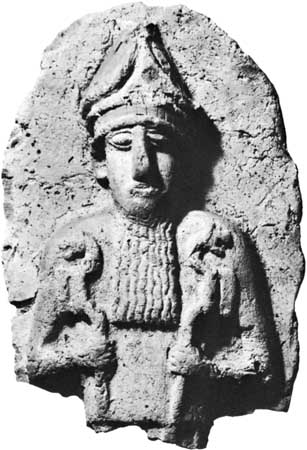 Nergal, spouse to Queen of the Under World, Ereshkigal, who is the daughter of Nannar & Ningal, & older sister to twins Inanna & Utu
