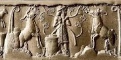 2b - Dumuzi the Shepherd, killed while young, Inanna later espoused many, many mixed-breed kings, becoming known to all as the Goddess of Love, SEE INANNA & DUMUZI TEXTS ON THIS PAGE