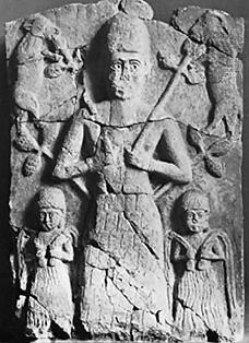 2c - Dumuzi the Shepherd, son to Ninsun & Enki, Inanna's spouse who was killed while still very young & in love, Inanna blamed Marduk for his death, & became quick to war against Marduk & sons for thousands of years, from then on into modern times