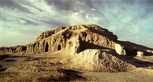 2ca - Anu's temple, at least 4,500 B.C., Anu stayed mostly on Nibiru as its acting king, visiting Earth Colony only a few times, there were a few times that mixed-breed Earthlings were allowed to travel to Nibiru to see King Anu