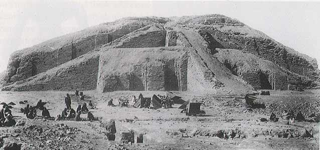 2cd - Anu's temple-home in Uruk, his motel on Earth, used by him only a few times, he then gave his temple-home & city to Inanna