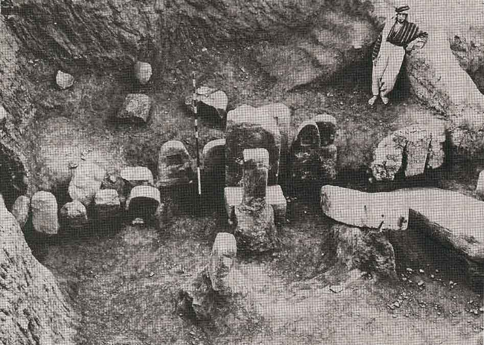 2h - Assur excavation, hundreds of thousands of artefacts & texts have been found in ancient Sumer, these artefacts of alien gods & their giant mixed-breeds are shamefully being destroyed by Radical Islam, attempting to eradicate ancient evidence that directly contradicts their 7th century belief system, which prohibits excavating for any artefacts out of fear