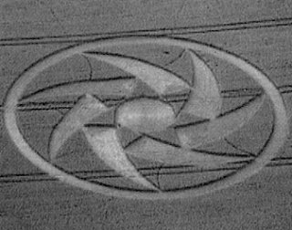 2j - 7-pointed star crop circle, Enlil's symbol still used today