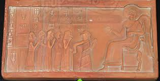 2s - Nannar & King Ur-Gur of Ur, 2,500 B.C. (suspect), when the sons of god(s) came down from Heaven - Nibiru, had sex with daughters of men, produced offspring of giants, & were appointed to positions of authority over earthlings