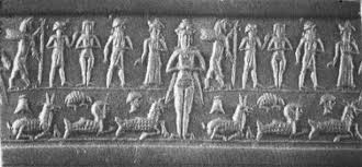3 - Inanna, skilled pilot, skilled in combat, skilled in sex, the alien giants from planet Nibiru working on Earth Colony, had few women among them, they eventually took as wives any female earthlings they wanted, as stated in GENESIS:6