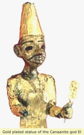 8d - El, god of many early kingdoms, ancient artefacts of the giant alien gods are being destroyed by Radical Islam, attempting to eliminate any knowledge of ancient historical artefacts that directly contradict the teachings of their 7th century prophet