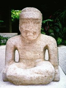 3d - Olmec artifact, Ningishzidda's 1st civilization established in the Yucatan