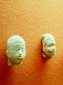 3e - Olmec artifacts, Ningishzidda's 1st civilization established in the Yucatan