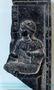 """3g - Ninsun, mother of gods & mixed-breed kings, Ninurta, father to Ninsun, the """"virgin mother"""", the mother to King Gilgamesh & many others"""