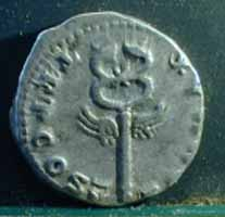 4d - Caduceus Vespas, Ningishzidda's entwined serpents on an ancient coin, symbols of the gods are heavily used by governments & their agencies, places of worship, large corporations, secret societies, medicine, physics, astronomy, astrology, & on, & on, they can be seen most everywhere