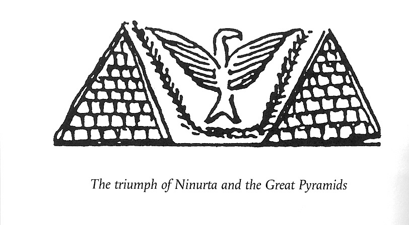 5h - Ninurta wins the Battle of the Great Pyramids over Marduk