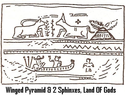 5i - Ninurta wins pyramid war against Marduk, cousins war against cousins, Marduk is captured & imprisoned, left to starve by Ninurta sealed inside the Great Pyramid, he later escaped with the help of the Pyramid builder & younger brother, Ningishzidda