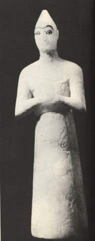 6 - Eridu artefact, enshi - high-priest, 3,000 + B.C., artefacts of Ancient Mesopotamia are being destroyed by Radical Islam, in an attempt to erase all historical evidence that contradicts the words of their prophet, trying to keep the world from knowing our true history, when man 1st walked & talked with, & later had sex with the gods
