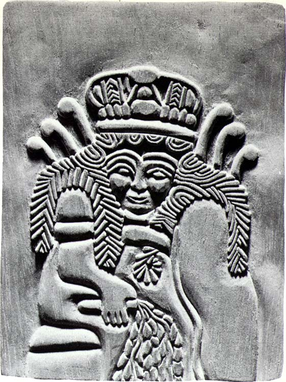 "6e - Ninhursag, ""Birth Goddess"", aging on Earth Colony for thousands of years, as if immortal"