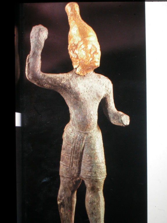 8a - Ba'al, the Canaanite name for Utu of Mesopotamia, Utu was well known & well worshipped by all early civilizations on Earth by many names, for tens of thousands of years
