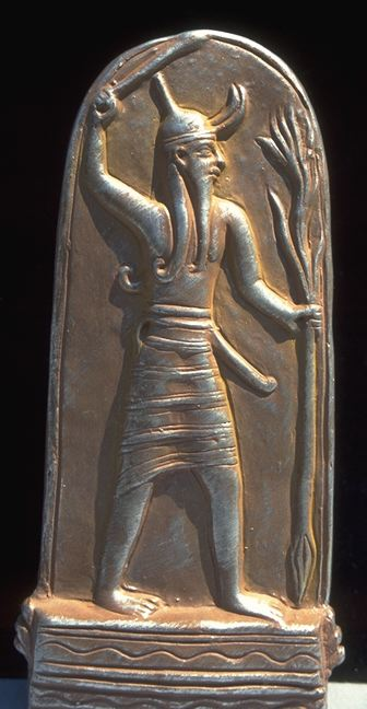 8b - Baal - Utu, giant alien god with terrible alien high-tech weapons, ancient artefacts of the giant alien gods are shamefully being destroyed by Radical Islam, attempting to eliminate any ancient historical evidence that directly contradicts the 7th century teachings of their prophet