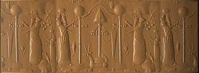 8c - Enlil's communication towers all around were established by the alien gods of Sumer