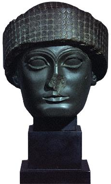 "8c - Gudea, mixed-breed son of goddess Ninsun & mixed-breed Lugulbanda, when the sons of god(s) came down from Heaven & had sex with the daughters of men, their offspring became the Biblical ""Heroes of old, men of renown"""