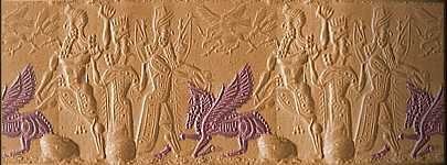 Gilgamesh, Inanna, Utu, & Bull of Heaven, Inanna asked Anu for the Bull of Heaven, spoiled Inanna is given by Anu his city Uruk, his temple E-Anna, his 8-pointed star symbol, his Bull of Heaven, his skyship, the Indus Valley, & more